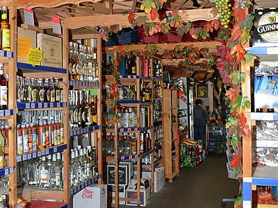 Rundgang - Getränkemarkt Wirth
